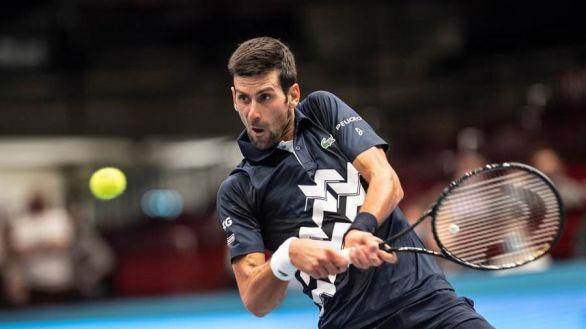 ATP. Djokovic se asegura acabar el año como número uno del mundo