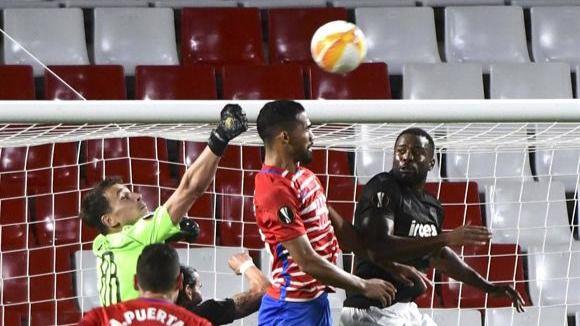 Europa League. El Granada se enreda ante el PAOK | 0-0