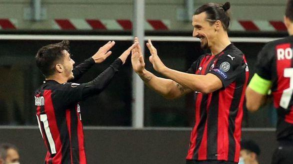 Europa League. Brahim Díaz y Gareth Bale, cara y cruz de la fecha