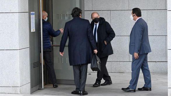Fernández Díaz niega que conociese la Kitchen y desvincula a Rajoy y Cospedal