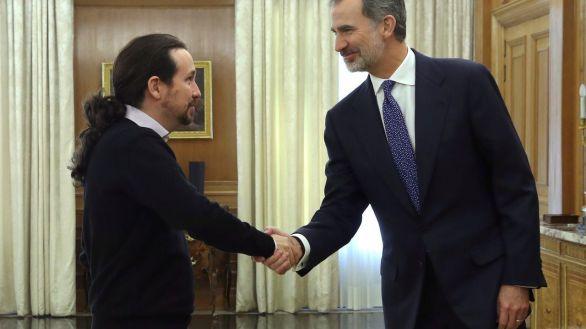 Pablo Iglesias acompañará al Rey a la toma de posesión del delfín de Evo Morales