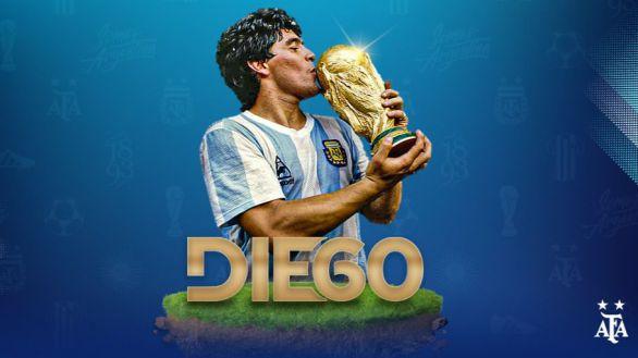 Argentina y el universo del fútbol festeja el 60 cumpleaños de Maradona