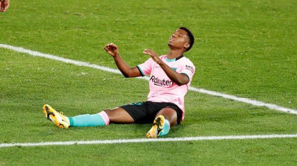 El Barcelona da un paso atrás y pincha en Mendizorroza | 1-1