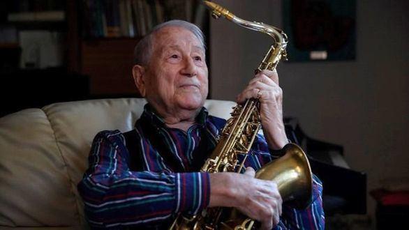 Fallece el saxofonista y compositor navarro, decano del jazz, Pedro Iturralde