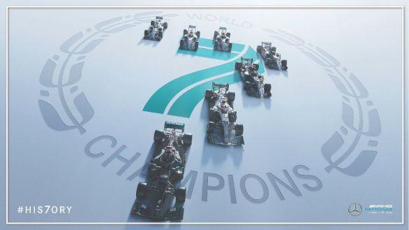 GP Emilia Romagna. Hamilton avanza y Mercedes gana el Mundial