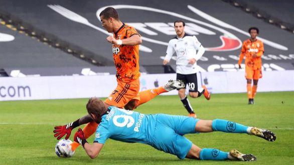 Ligas europeas. Ronaldo vuelve del Covid-19 arrasando y Bale se estrena