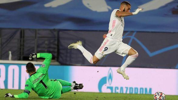 El Real Madrid endereza el rumbo europeo tras ganar a un impetuoso Inter  3-2