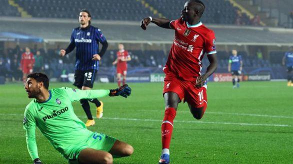 El Liverpool enseña los dientes |0-5