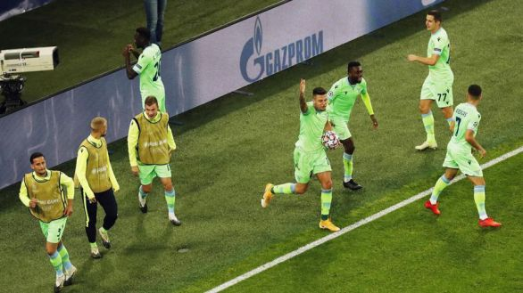 Caicedo salva un punto para el Lazio ante el Zenit