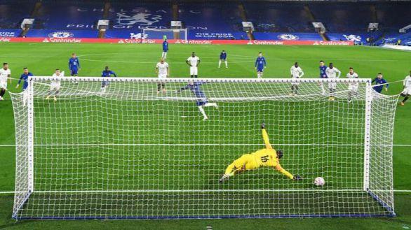 El Chelsea liquida a un Rennes en inferioridad |3-0