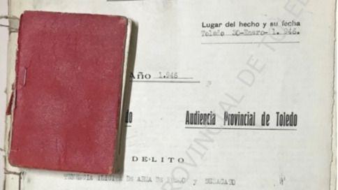Aparece en Toledo la agenda de 1943 de un implicado en la 'matanza de Atocha'