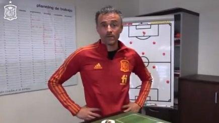 Marcos Llorente, novedad de Luis Enrique para el amistoso España-Holanda