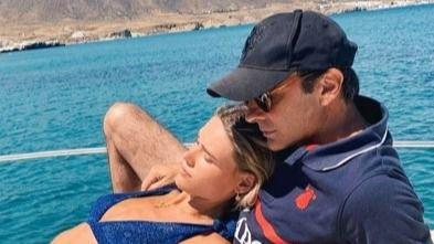 Ana Soria publica un vídeo que resume su historia de amor con Enrique Ponce