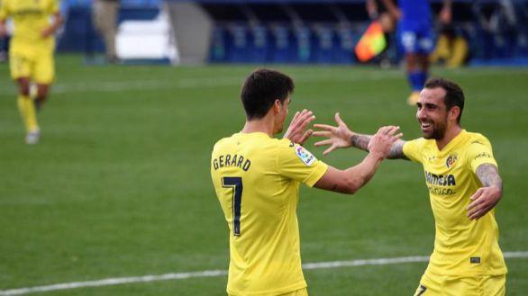 Parejo y Trigueros lanzan al Villarreal al liderato |1-3