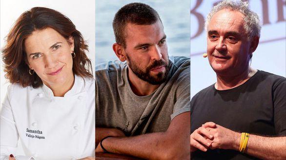 Marc Gasol, Samantha Vallejo-Nágera y Ferran Adrià, embajadores de la cultura financiera