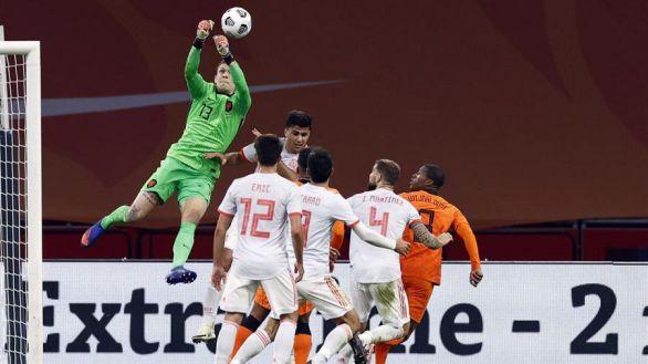 España destila sensaciones encontradas en un empate de prueba ante Países Bajos |1-1