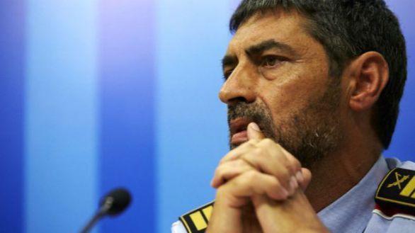 José Luis Trapero, restituido como jefe de los Mossos
