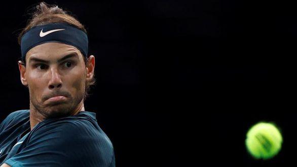 Nadal se medirá a Tsitsipas, Rublev y Thiem en las Finales ATP