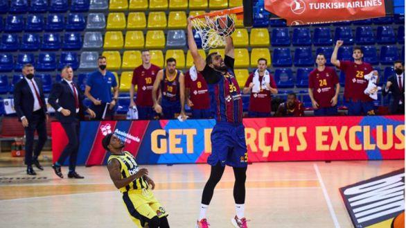 Euroliga. El Barcelona de Jasikevicius destroza al Fenerbahce |97-55