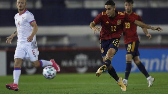 España arrolla a Islas Feroe con la puntería desajustada |2-0