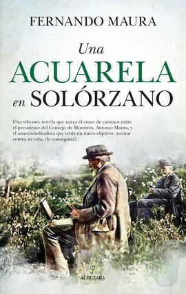 'Una acuarela en Solórzano', de Fernando Maura.
