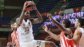 Euroliga. El Real Madrid equilibra su balance con un duro triunfo en Serbia  67-73