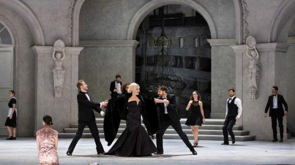 Dvořák cautiva al público del Teatro Real con su ópera más famosa, Rusalka