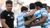 Argentina logra una histórica primera victoria sobre los All Blacks