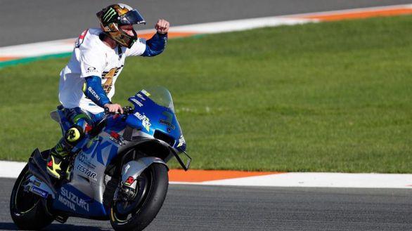 Joan Mir se proclama campeón del mundo de Moto GP