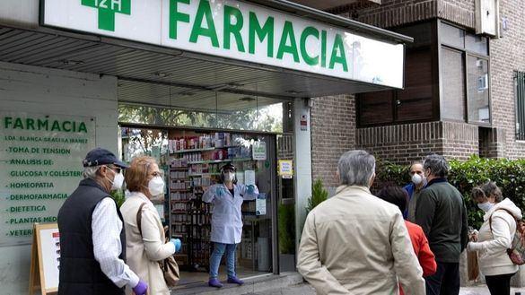 Los farmacéuticos, a favor de Ayuso: