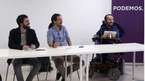 El secretario de Comunicación de Podemos se desmarca de los pagos de Neurona a terceros
