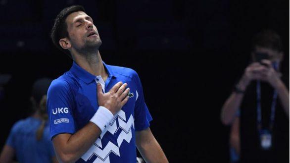 Finales ATP. Djokovic supera a Zverev en un todo o nada para estar en semifinales