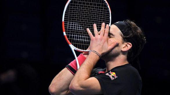 Finales ATP. Thiem se lleva una épica batalla contra Djokovic