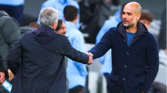 Premier. Mourinho amarga la renovación de Guardiola |2-0