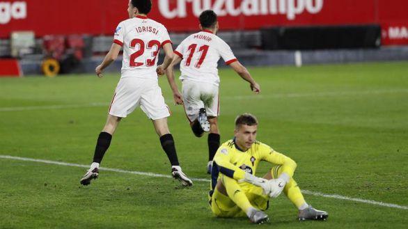 La ambición del Sevilla tumba al Celta en la recta final |4-2