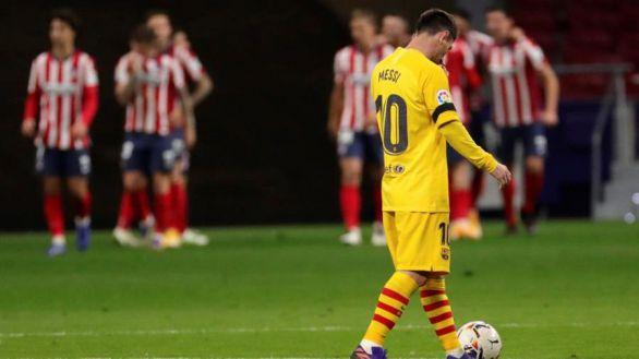 El Atlético deconstruye al Barcelona para lucir candidatura al título |1-0