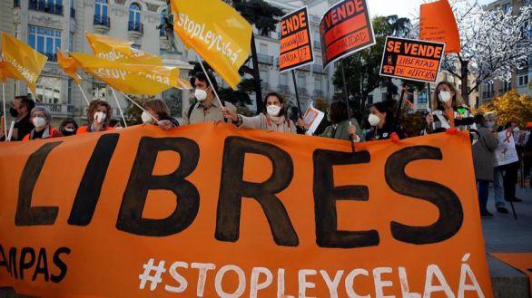 Entidades de izquierdas convocan marchas contra la ley Celaá en Barcelona