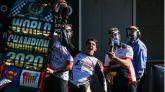 Albert Arenas, campeón del mundo de Moto 3