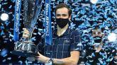 Finales ATP. Medvedev se corona en Londres
