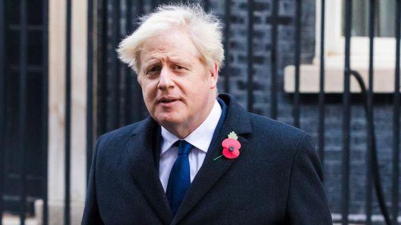 El premier británico, Boris Johnson.