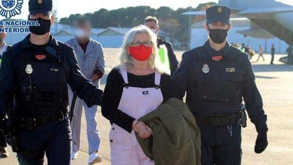 La etarra Natividad Jáuregui ingresa en prisión tras pasar 30 años fugada