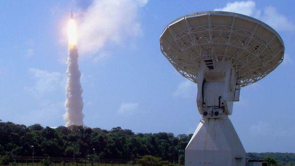 Las estaciones terrestres de la ESA dan apoyo a las misiones lunares