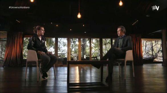 Griezmann pide que le dejen en paz y reconoce que a Messi