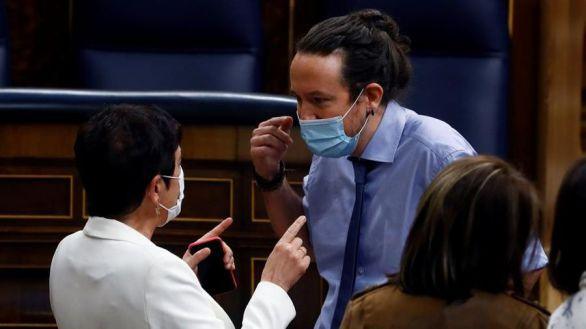 Iglesias saca pecho del apoyo de ERC y Bildu, y vaticina que la
