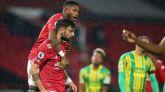 Bruno Fernandes ilumina al Manchester United |4-1