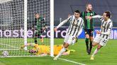 Morata acude al rescate de la Juventus |2-1
