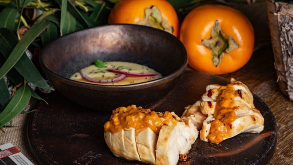 Los kakis, una sana explosión de sabor ideal para cuidar la línea este otoño