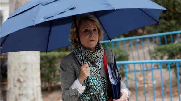 """Aguirre: """"Los presos del procés están muy bien en la cárcel, como los violadores o los etarras"""""""