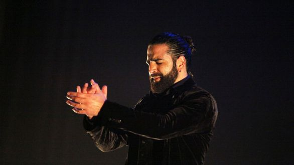El bailaor 'El Choro', en el ciclo de flamenco del Teatro Real