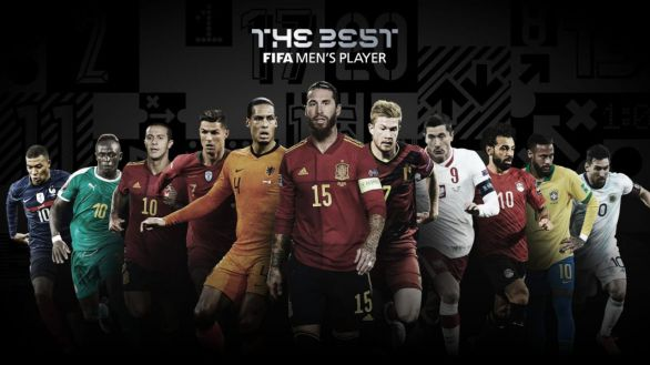 Messi, CR7, Mbappé, Ramos, Lewandowski o Thiago, entre los nominados al The Best